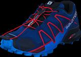 Salomon - Speedcross 4 Poseidon/Hawaiian/Fiery Red