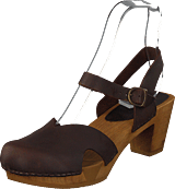 Sanita Clogs - Matrix Ant.brown
