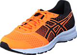 Asics - Patriot 8 Hot Orange/black/white
