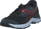 Asics - Gel-pulse 9 Black/flash Coral/carbon