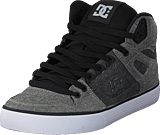 DC Shoes - Pure High-top Wc Tx Se Grey/White/Grey
