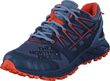 The North Face - M Ultra Endrnc 2 Gtx Blackendpearl/scarletibis