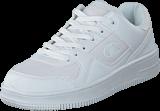 Champion - Low Cut Shoe Rebound Low White