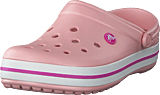 Crocs - Crocband Pearl Pink/wild Orchid