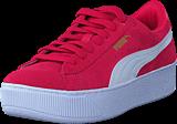 Puma - Puma Vikky Platform Jr Paradise Pink-puma White