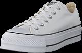Converse - Chuck Taylor All Star Lift Ox White/black/white