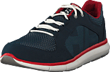 Helly Hansen - Ahiga V3 Navy/flag Red/off White