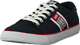 Helly Hansen - Salt Flag F-1 Navy/off White/flag Red