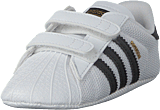 adidas Originals - Superstar Crib Ftwwht/cblack/ftwwht