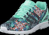 adidas Originals - Zx Flux J Clemin/cblack/ftwwht
