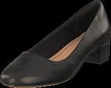 Clarks - Orabella Alice Black Leather